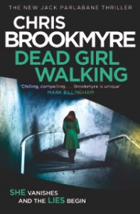 Dead girl walking cover image