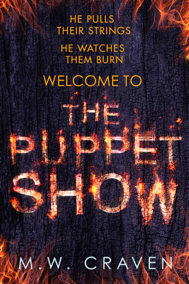 The Puppet Show Cover
