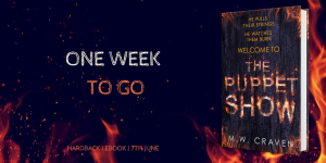 One Week To Go . . .