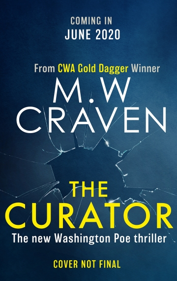 The Curator (Washington Poe 3)